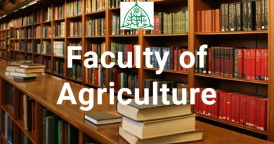 ABU PG Courses and Admission Criteria for Faculty of Agriculture 2019/2020 5