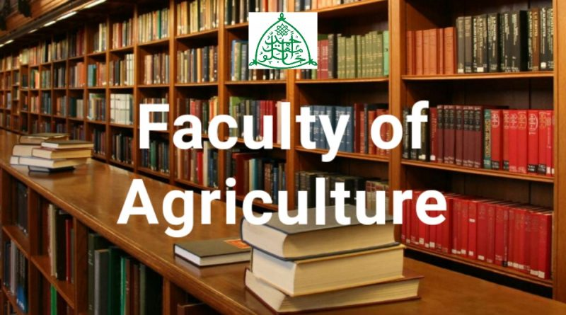 ABU PG Courses and Admission Criteria for Faculty of Agriculture 2019/2020 9