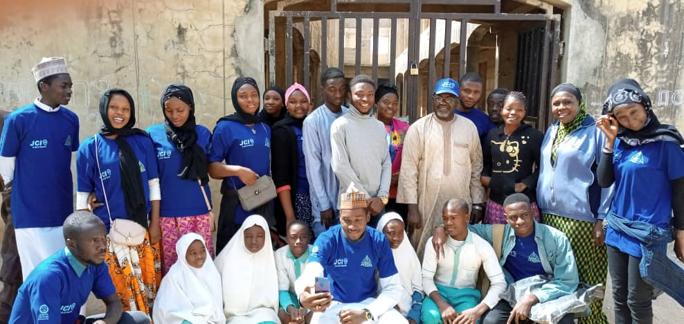 International Day of Education 2020: JCIN ABU Zaria, Visit Schools, Donate Books