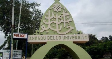 Full list ABU Zaria Postgraduate Courses - Ph.D. Programs