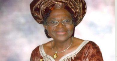 Deborah Ajakaiye: The First Female Professor of Physics In Africa 4