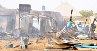 Kaduna explosion: How I tried to save Prof Mallam – Barber 6