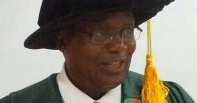 Professor Jarlath Umoh: The 11th Head (Acting VC) of ABU Zaria 5