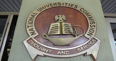 NUC unbundled Mass Communication studies in Nigerian universities. 4
