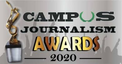 2020 Campus Journalism Awards Call for Entries, Nominations 12