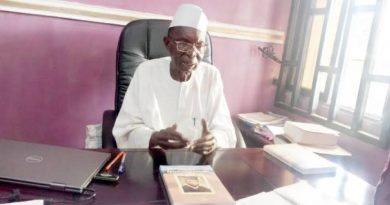Prof Aminu Mohammed Dorayi: Abusite Who Drove Peugeot 504 From London To Kano. 6