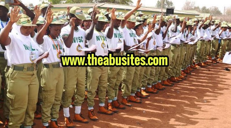 Abusite Corpers Smiling as FG Reveals N33,000 New NYSC Allawee 1