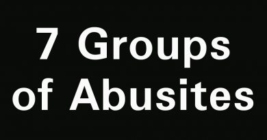 Top 7 Groups of Abusites you will always meet in ABU 4