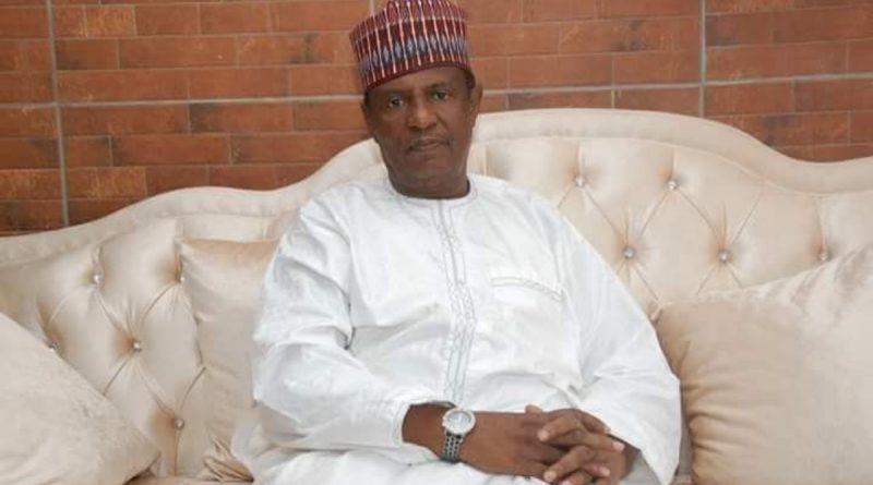 AMB. BABA AHMAD JIDDA: NIGERIA AMBASSADOR TO CHINA 1