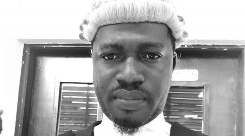 """CLEMENT BENJAMIN: Abusite Who Secured Freedom for the """"Eggon 18"""" in Lagos for Free 1"""
