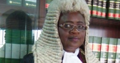 Justice Monica Dongban-Mensem: The New President, Court of Appeal 5