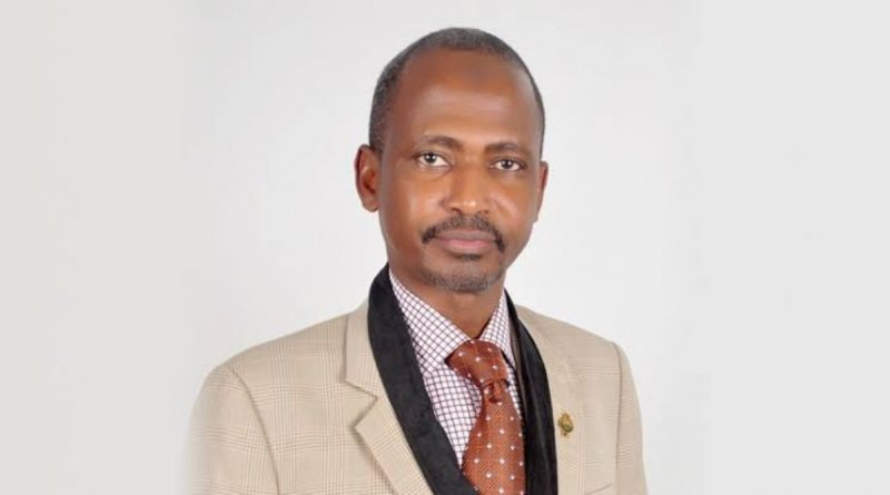 Engr Mustafa Balarabe Shehu: Exec VP, World Federation of Engineering Organization (WFEO) 1