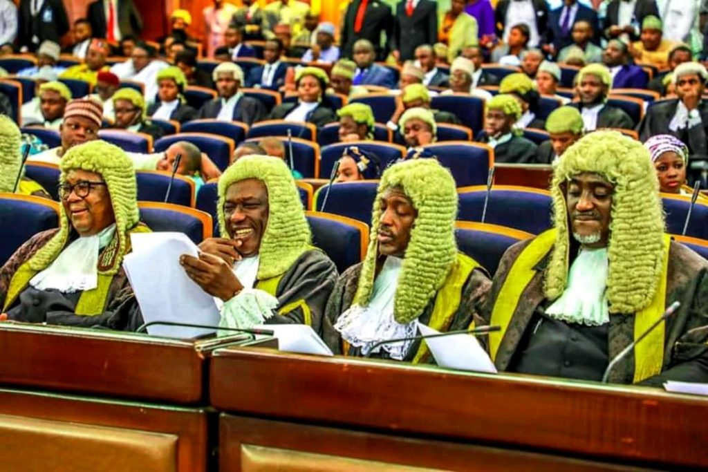 Justice Amiru Sanusi Bowed Out of the Supreme Court