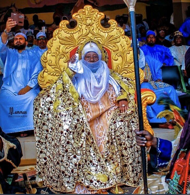 The Emir of Zazzau (Home of ABU Zaria), Alhaji Shehu Idris, today, marks his 45th anniversary