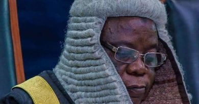 Justice Amiru Sanusi: An Eminent Jurist Bowed Out of the Supreme Court 5