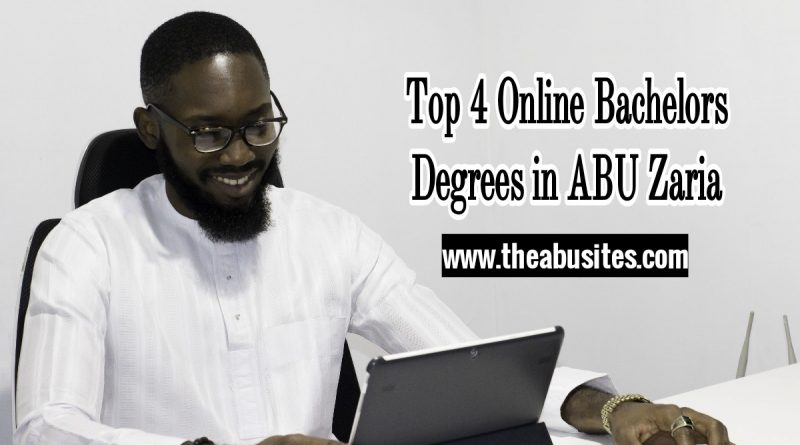 ABU Zaria Top 4 Online Bachelors Degrees 2020 1