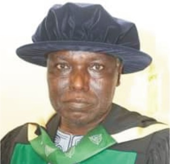 Prof Danladi Amodu Ameh is ABU New Acting VC