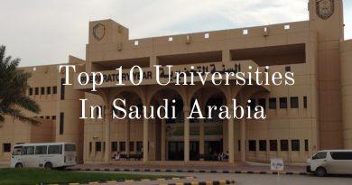 The Top 10 Best Universities in Saudi Arabia 4
