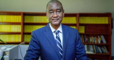 ABUBAKAR MAHMOUD, SAN: Legal Icon and Former President NBA 6