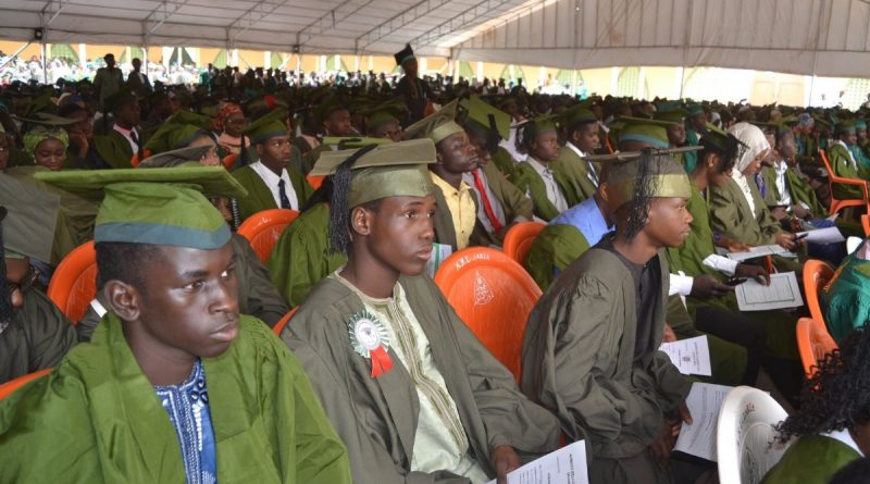 ABU Matriculates 10,000 Students, out 40,000 UTME and DE Applications 3