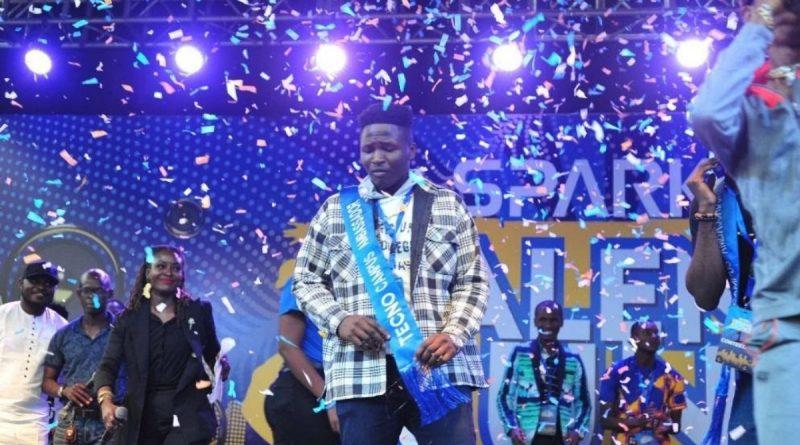 ABU Student Wins The TECNO Spark 4 Talent Hunt Grand Finale 1