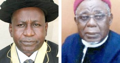 ABU Council Directs VC to leave Office: I won't go anywhere – Prof. Garba 5