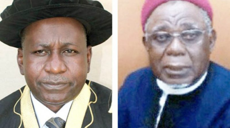 ABU Council Directs VC to leave Office: I won't go anywhere – Prof. Garba 1