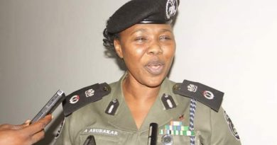 CP Aisha Abubakar Baju Ph.D: Commissioner of Police, Animal Branch (K9) FHQ 5