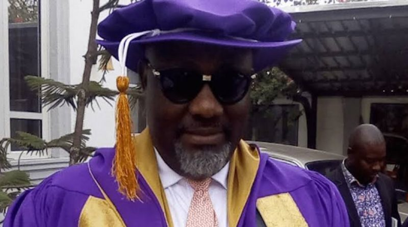 Dino Melaye Bags 6th Masters Degree from ABU (Photo) 1