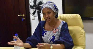 Hadiza Bala Usman: The first Female MD of NPA 6