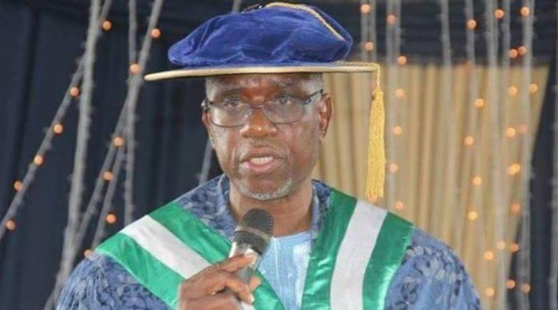 FG Direct NUC to Review Curriculum of Universities 1