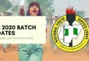 APPROVED NYSC 2020 BATCH 'A' MOBILIZATION TIME-TABLE