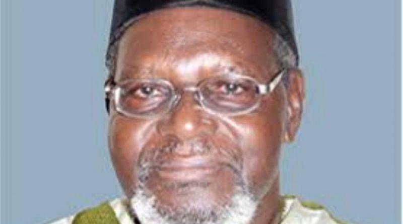 Prof Shehu Usman Abdullahi: The 10th VC, ABU Zaria 1