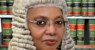 Justice Zainab Bulkachuwa: 1st Female President, Court of Appeal 4