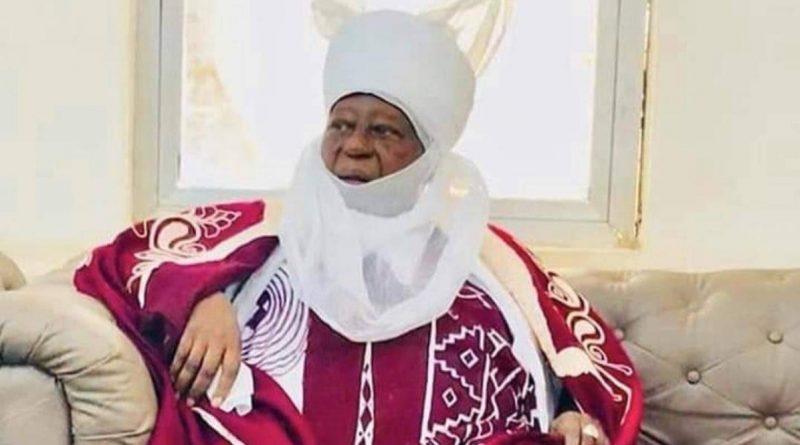 Emir of Zazzau -Home of ABU Marks 45th Anniversary 1