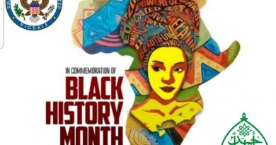 How U.S. Embassy And ABU Zaria Celebrates Black History Month 4