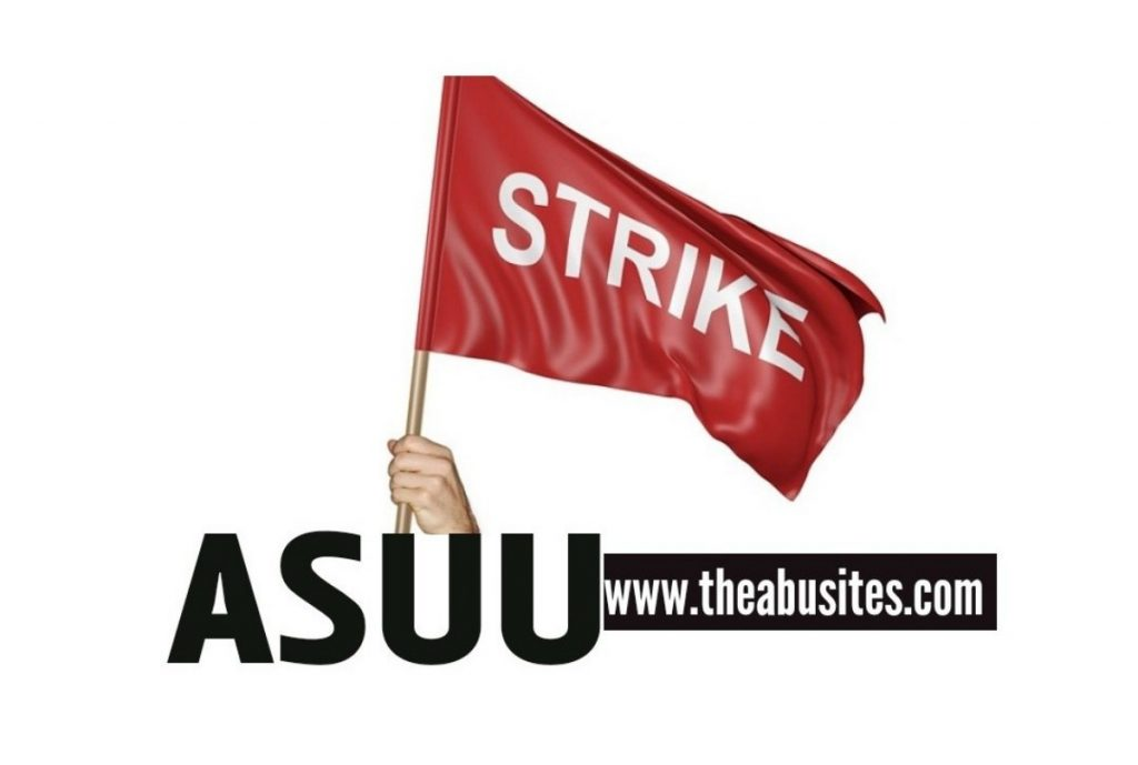 LIKE UTI, WE HAVE A STRIKE RECURRENCE