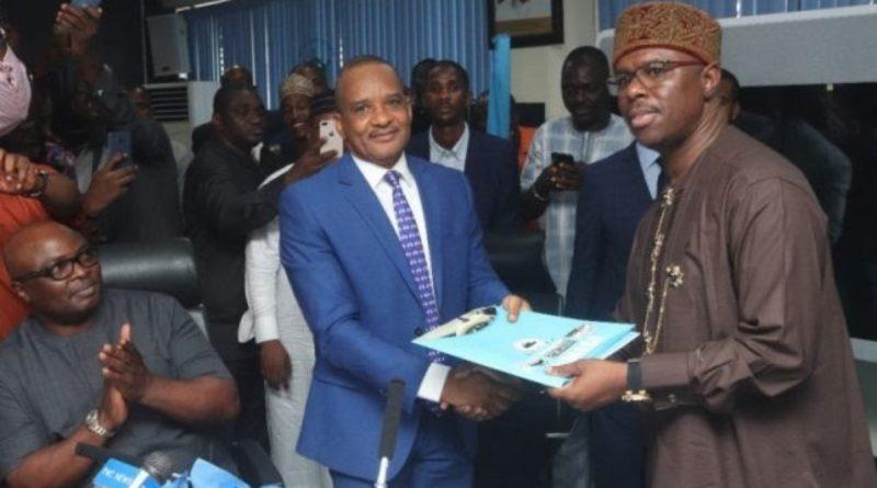 Dr. Bashir Jamoh Becomes The 1st Technocrat To Head NIMASA 10