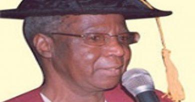 Prof Buba Garegy Bajoga: Abusite who Nursed ATBU Into an Autonomous University 6