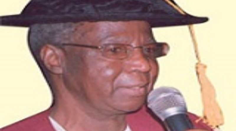 Prof Buba Garegy Bajoga: Abusite who Nursed ATBU Into an Autonomous University 9