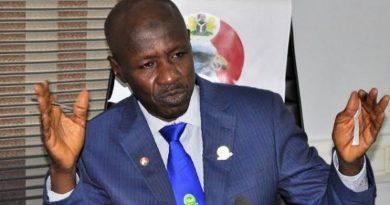 Ibrahim Magu: Nigeria's Anti-Corruption Czar Maligned but Maverick 6