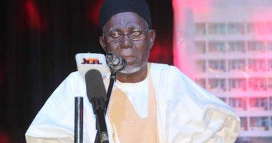 Mallam Adamu Fika: Pro-Chancellor, Chairman Governing Council, ABU Zaria. 4