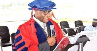 Prof Gidado Tahir: Renowned Professor of Education 5
