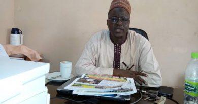 Why IAR ABU Is Underperforming In Seed Production – Prof Ishiyaku 5