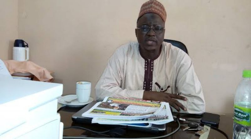 Why IAR ABU Is Underperforming In Seed Production – Prof Ishiyaku 9