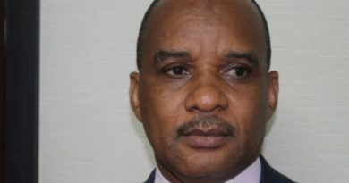 Meet Bashir Jamoh, the Man to replace Peterside as NIMASA DG 6
