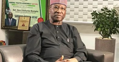 Boss Mustapha: Abusite Leading The Task Force for the Control of COVID–19 in Nigeria 6