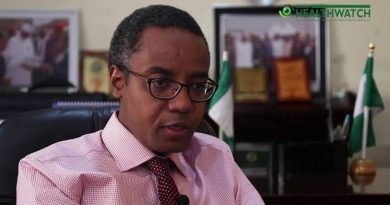 Dr Sani Aliyu: National Coordinator, Task Force for the Control of COVID–19 5