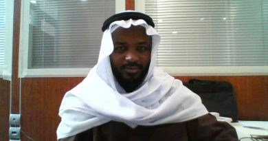 Dr. Salihu Lukman: Abusite Who Pioneered The Creation of New Programs & Depts in Saudi Arabia 3