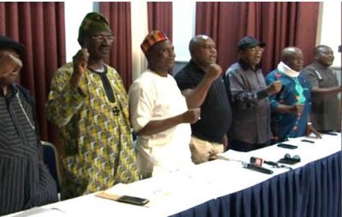 NASU Gives Notice For Indefinite Strike